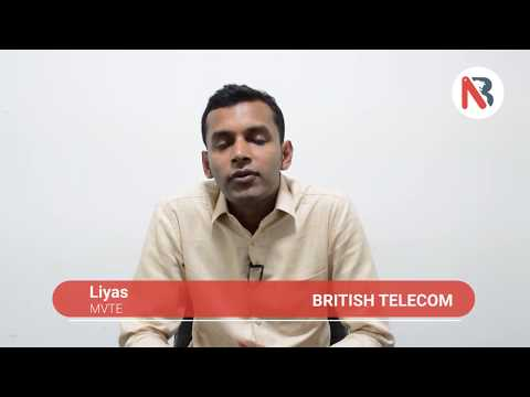 Liyas of Kerala Talks about CCIE Training & BT Job Placement - Network Bulls Testimonial