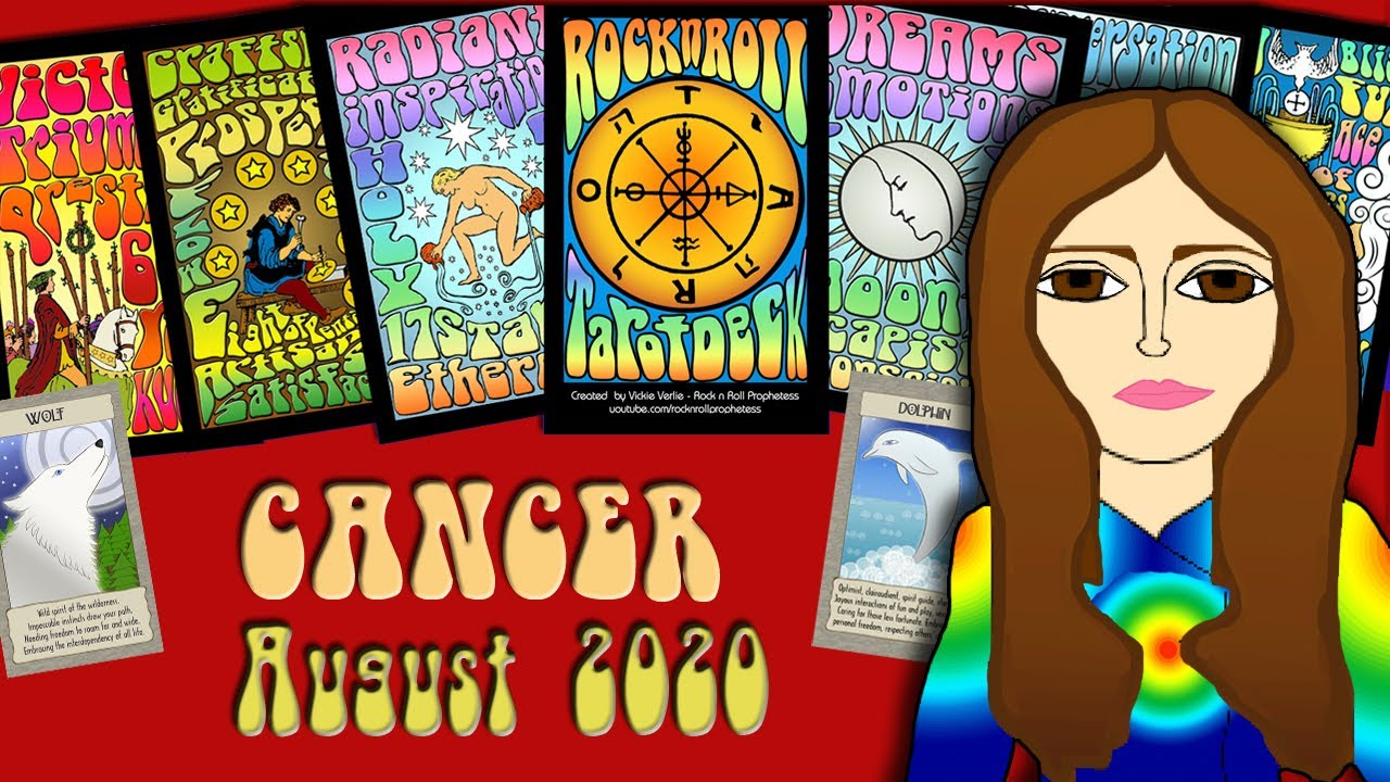 CANCER AUGUST 2020 It's Different This Time! Tarot psychic r