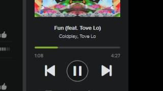 Coldplay - Fun