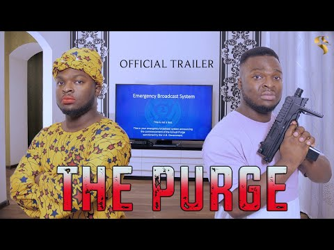 THE PURGE (OFFICIAL TRAILER) - SamSpedy
