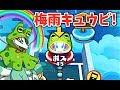 ランクSS梅雨キュウビ出現!!【妖怪ウォッチぷにぷに】梅雨のあやかし通りイベント   Yo-kai Watch