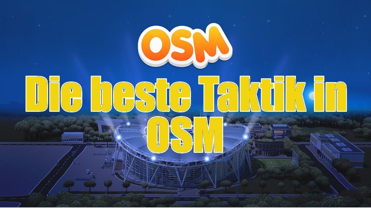 Welche ist die beste Taktik in OSM? - YouTube