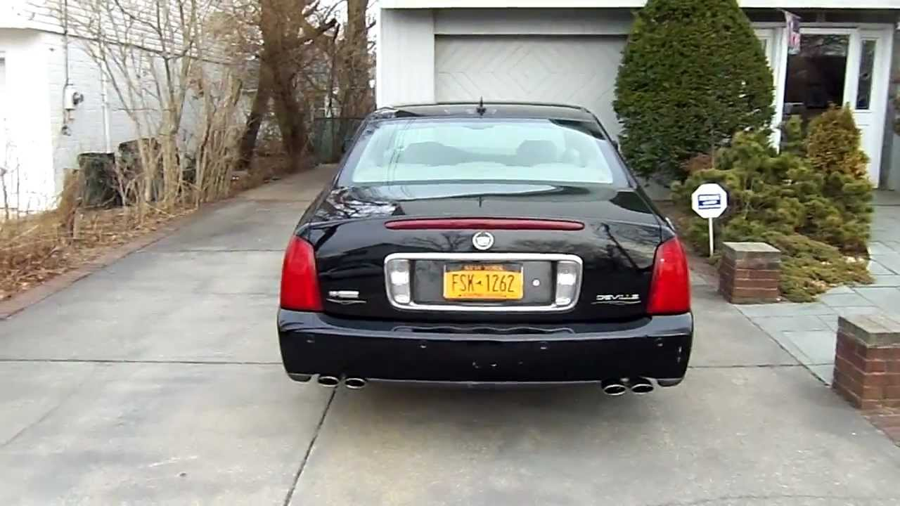 look at a 2005 cadillac deville youtube look at a 2005 cadillac deville