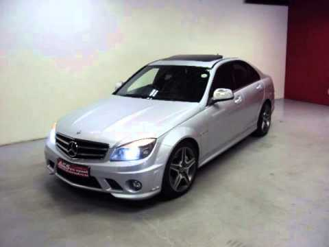 2008 mercedes benz c class c63 amg 7g tronic performance. Black Bedroom Furniture Sets. Home Design Ideas