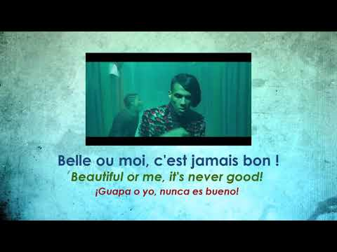 Tous les memes - Stromae (English and Spanish subtitles)