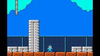 Mega Man Ultra - airman(Cossack stage 2) - User video