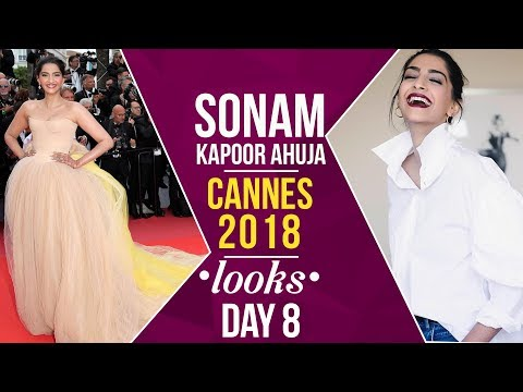 Cannes 2018: Sonam Kapoor looks like a princess as she walks the red carpet | Bollywood