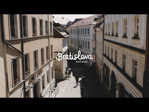 A Tour of Bratislava - Slovakia
