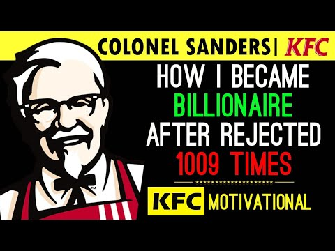 The Story Of Colonel Sanders  (KFC)