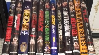WWE 2013 PPV DVD Collection Review