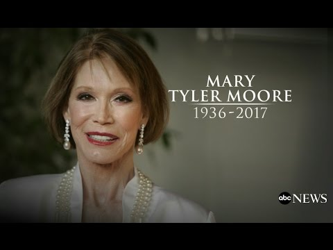 Mary Tyler Moore Dies at 80 | Remembering 'The Mary Tyler Moore Show' Star | ABC News