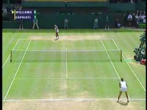 Serena Williams Vs Jennifer Capriati | 2004 Highlights