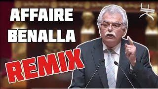 André Chassaigne - AFFAIRE BENALLA (REMIX)