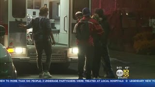 Several Teens Hospitalized After Long Island Underage Party
