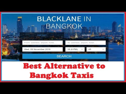 Best Alternative to Bangkok Taxis