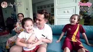Download Lagu Mulailah Hari - Hari Begadang Ussy Sulistiawati Andhika Pratama Urus Putra Mereka – MOM & KIDS SEG1 mp3