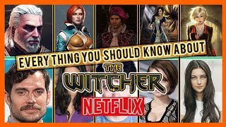 What's the Status of The Witcher Netflix TV Series? Release Date, Cast and More