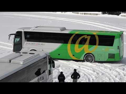 高速バス 乗務員研修