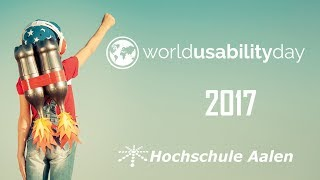 World Usability Day 2017 Aalen | Germany