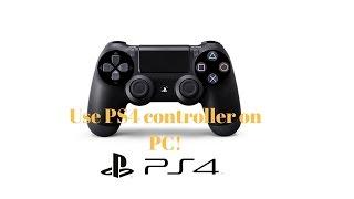 ps4 controller windows 10 exclusive mode
