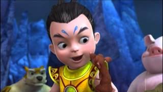 Приключения Мастера Кунг-Фу | 51 серия | Мультики детям