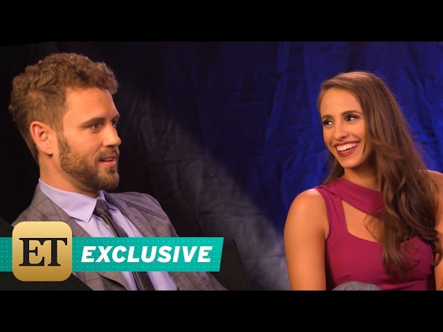 EXCLUSIVE\: Nick Viall and Vanessa Grimaldi Respond to Their Awkward \'After the Final Rose\'