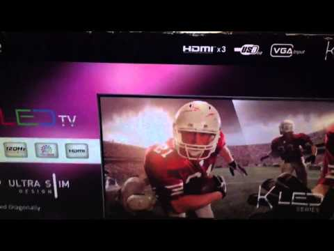 Hisense LED Tv Unboxing and Review