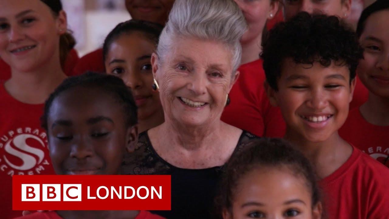 An 88-year-old dance teacher has lost her studio. - BBC London