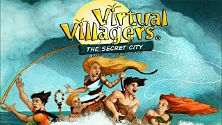 Virtual Villagers: The Secret City Trailer