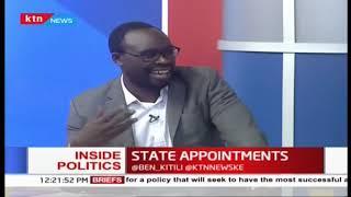 Inside Politics: Mwende Mwinzi\'s appointment approved
