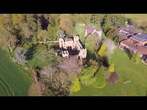 Acton Burnell Castle, Shropshire