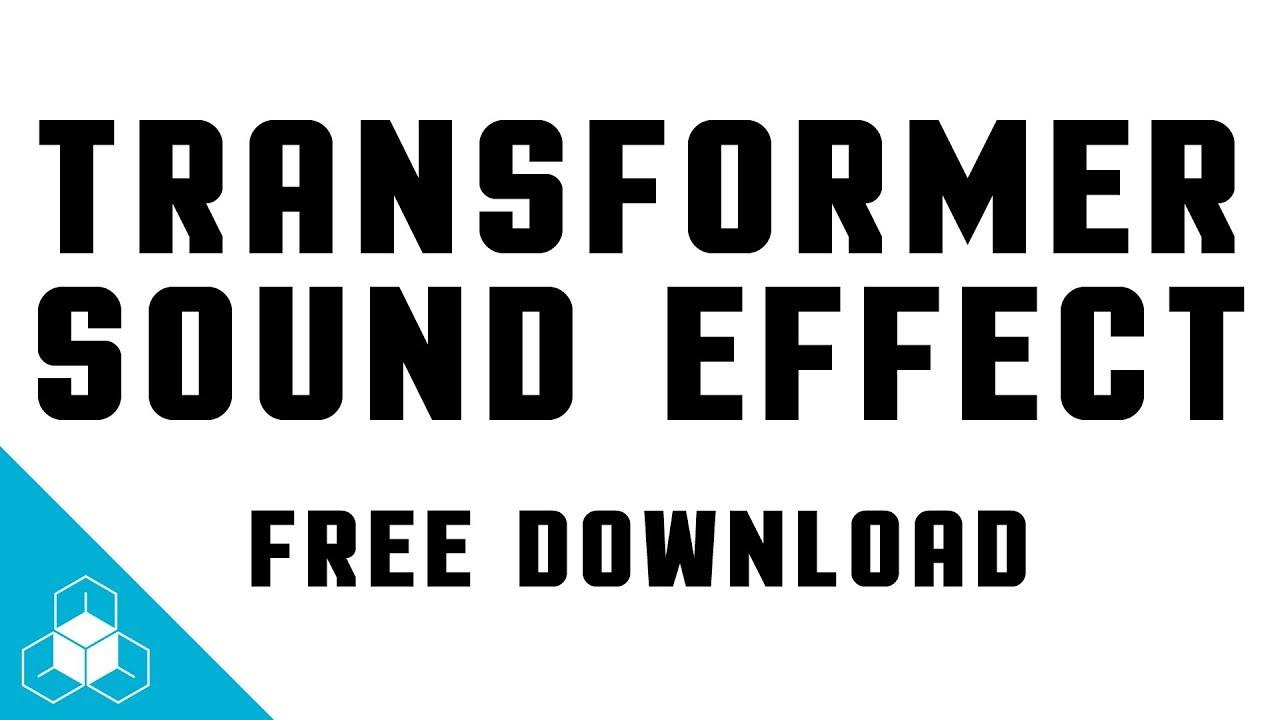 Transformers logo tutorial (sound-design) youtube.