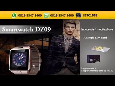 Smartwatch DZ09 Indonesia