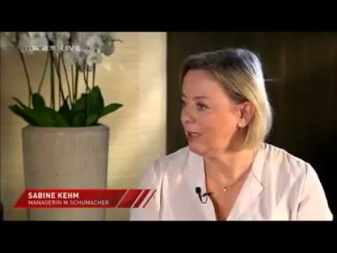 "Interview with Schumacher's Manager Sabine Kehm: ""Michael is making progress"""