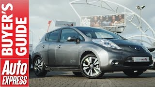 Going electric? Here's our guide to buying a used Nissan Leaf