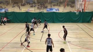 英華vs九龍塘學校 part3(2016.7.6全港學界籃球