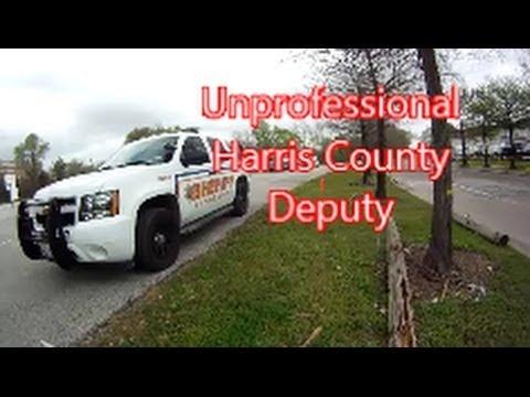 Houston,Tx.-HCSO Parking & Complaint W IAD