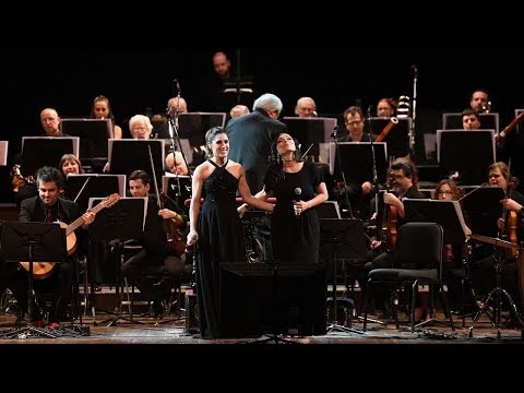 El Homenaje a Violeta Parra en el Teatro Colón de Argentina