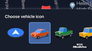 google-maps-how-to-change-the-arrow-to-a-vehicle-icon
