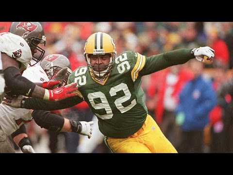 Reggie White (DE, Eagles, Packers) Career Highlights | NFL