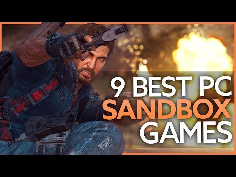 The 9 best sandbox games on PC