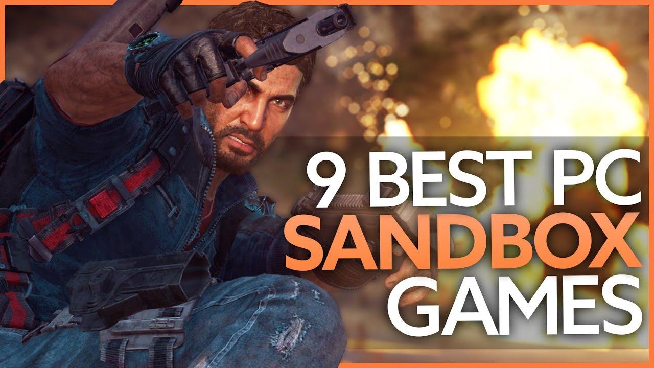 The 9 best sandbox games on PC