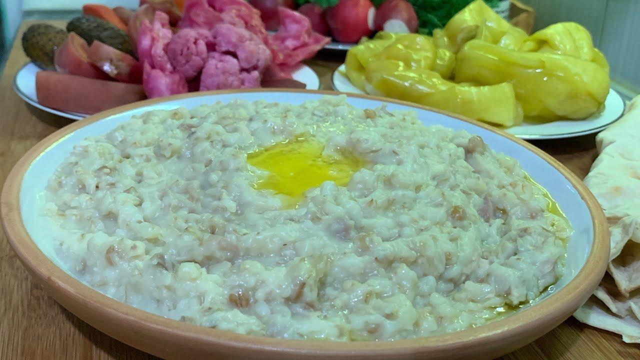 Ариса-наследие армянской кулинарии | Հարիսա |  Armenian Harisa