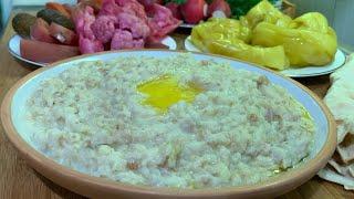 Ариса-наследие армянской кулинарии   Հարիսա    Armenian Harisa