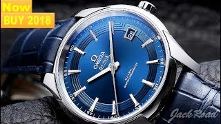 Top 5 Best Omega Watch For Men Under $2000 in 2018 Amazon