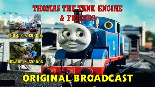 Thomas and Gordon / Edward and Gordon - Original 1984 Broadcast - HD