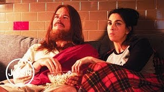 SARAH SILVERMAN IS VISITED BY JESUS CHRIST