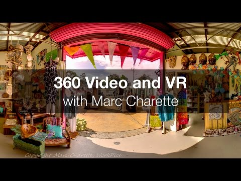 TWiP Talks 48: 360 Photography and VR with Marc Charette