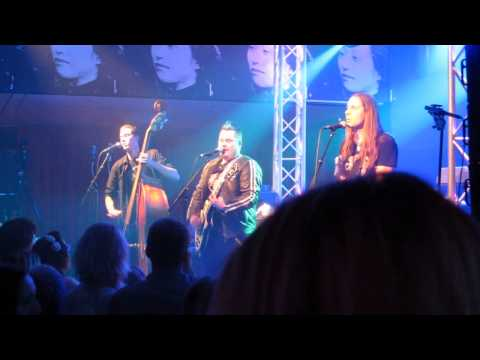 Andy and the rockets - Shy Girl (Live i Rättvik)