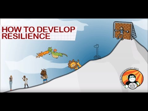 5 steps on how to develop resilience